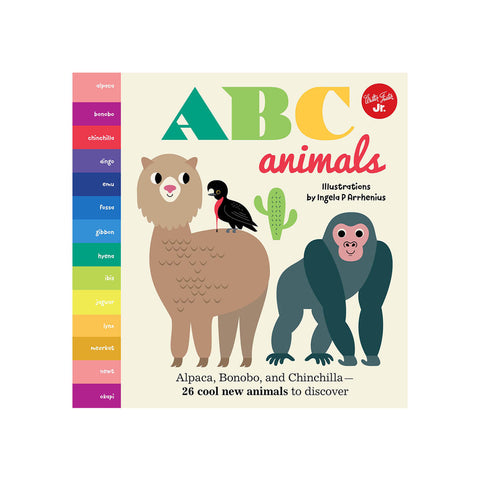 Little Concepts: ABC Animals by Ingela P. Arrhenius