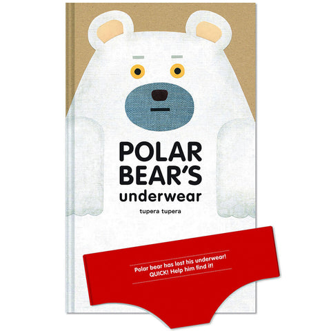 Polar Bear's Underwear by Tupera Tupera - Junior Edition  - 1