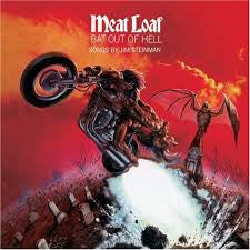 Meat Loaf 'Bat Out Of Hell'