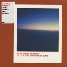 Manic Street Preachers 'You Stole The Sun From My Heart