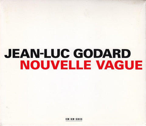 Jean-Luc Godard - Nouvelle Vague (2xCD, Album + Box) - USED