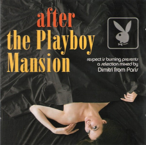 Dimitri From Paris - After The Playboy Mansion (2xCD, Comp, Mixed) - USED