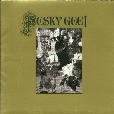 Pesky Gee! - Exclamation Mark (CD, Album, RE, RM) - NEW
