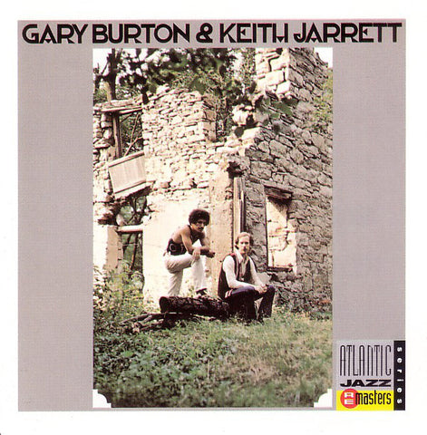 Gary Burton & Keith Jarrett - Gary Burton & Keith Jarrett (CD, Album, RE, RM) - USED