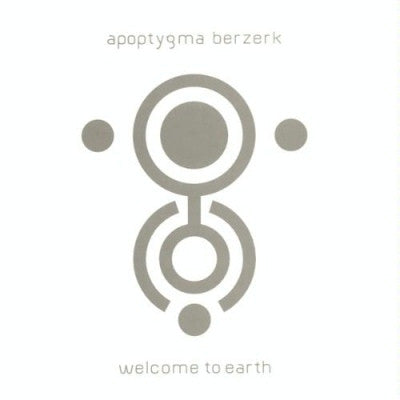 Apoptygma Berzerk - Welcome To Earth (CD, Album, Ltd) - USED