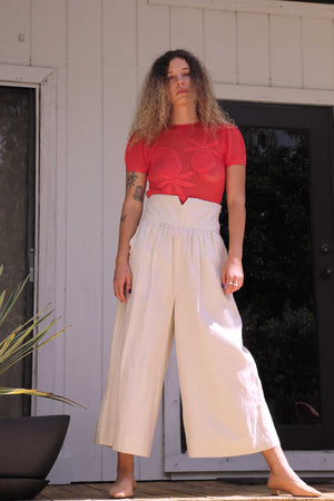 Making History Pants | Mother of Pearl