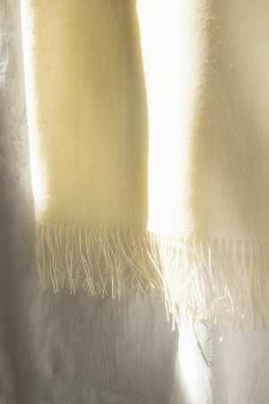 The Spring Scarf | Mother of Pearl