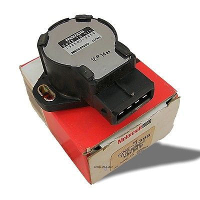 Motorcraft CXE1398 F1CZ-9B989-A Throttle Position Sensor (TPS) Potentiometer
