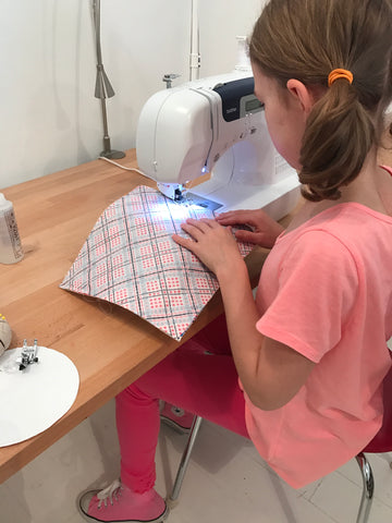Week 1 Basic Sewing Mornings June 10 - 14