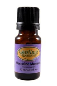 Masculne Moments by Green Valley Aromatherapy