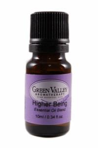 Higher Being, aromatherapy by Green Valley