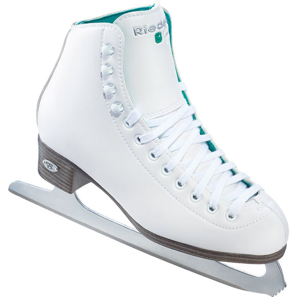 Riedell 110 Ladies Figure Skates with Opal GR4 Blade - PSH Sports