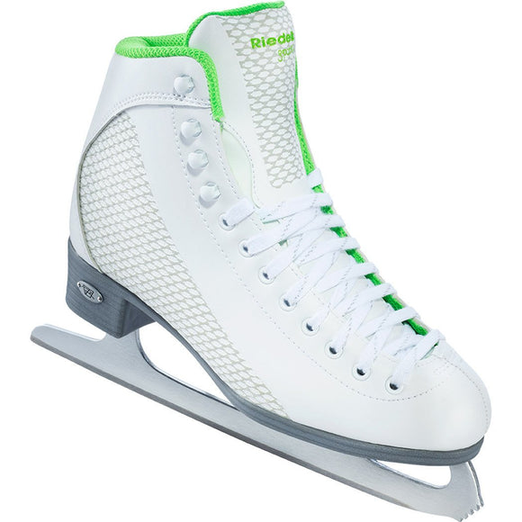 Riedell 113 Sparkle Ladies Figure Skates with GR4 Blade - PSH Sports - 1