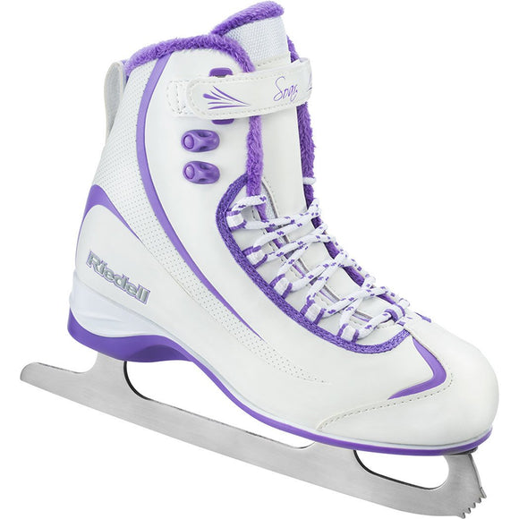 Riedell 625 Soar VIOLET Ladies Figure Skates - PSH Sports