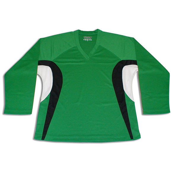 Tron DJ200 Kelly Green Dry Fit Practice Hockey Jersey - PSH Sports
