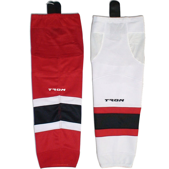 Tron SK300 Dry Fit Ice Hockey Socks - New Jersey Devils - PSH Sports