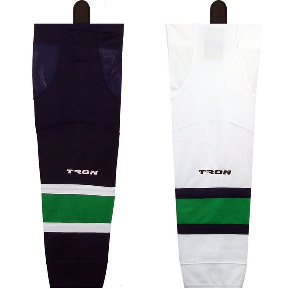 Tron SK300 Dry Fit Ice Hockey Socks - Vancouver Canucks - PSH Sports