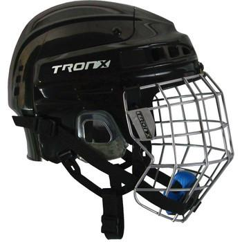 Tron-X Comp Hockey Helmet Combo - PSH Sports