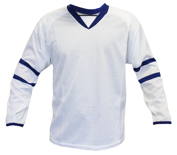 SP Apparel Evolution Series Toronto Maple Leafs White Hockey Jersey - PSH Sports
