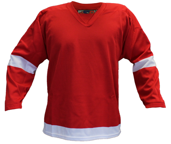 SP Apparel Evolution Series Detroit Red Wings Hockey Jersey - PSH Sports