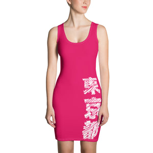 Tokyo City - Sublimation Dress