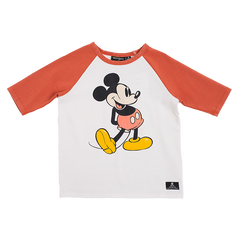 Rock Your Kid 80's Mickey Tee | Last Two