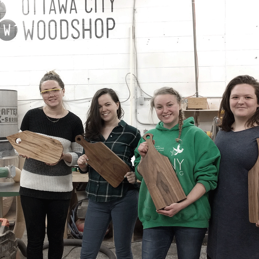 Woodshop Basics (June 16, 1:30 - 5:30pm)
