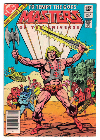 Masters of the Universe, Cmx-294