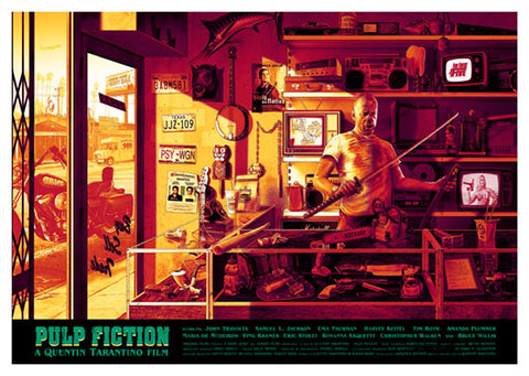 Tarantino, Pulp Fiction, TNT-40