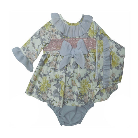 Polly-Anna - Doodles and Daisy Chains - Spanish Baby Clothes - Classic Baby Boutique