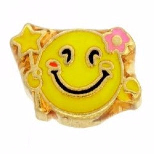Smiley Face Charm - Pi Style Boutique - Center Court