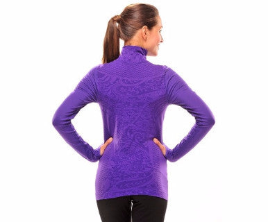 Active Paisley - Charlie Paige Pull Over - Pi Style Boutique - Giftcraft - 2