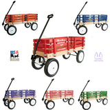 BERLIN FLYER CLASSIC WAGON - Amish Handmade in 8 Bright Colors
