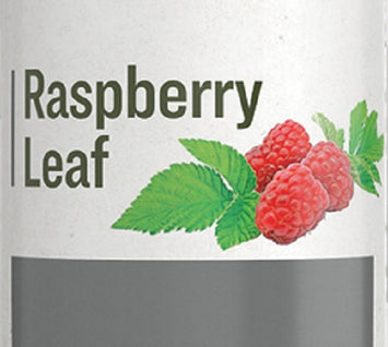 RASPBERRY LEAF - Digestive Hormonal & Immune Support with Ketones