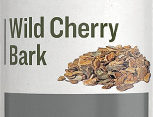 WILD CHERRY BARK - Natural Respiratory & Digestive Health Support