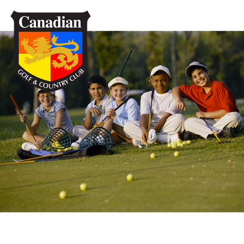 FULL DAY JUNIOR CAMPS  (9:00am-4:00pm) -  Ottawa Golf Course Specials