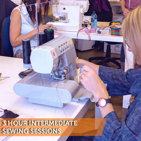 Intermediate Sewing Sessions