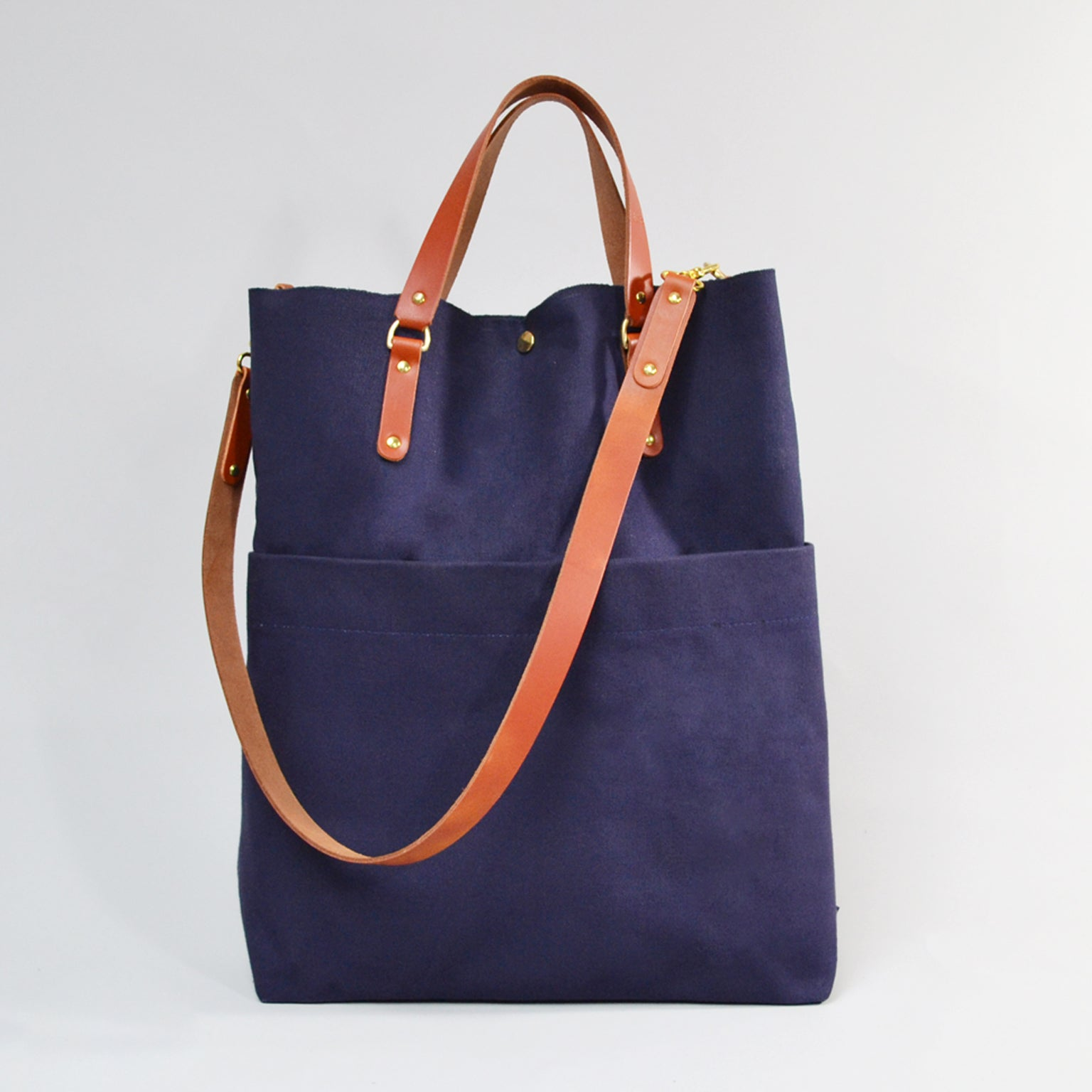 ALFRED Tote Bag <br/> Navy