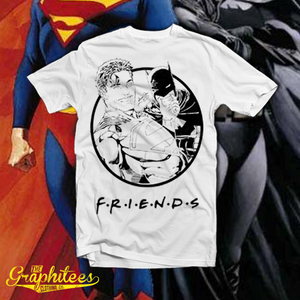 Batman vs Superman - The Graphitees - 3