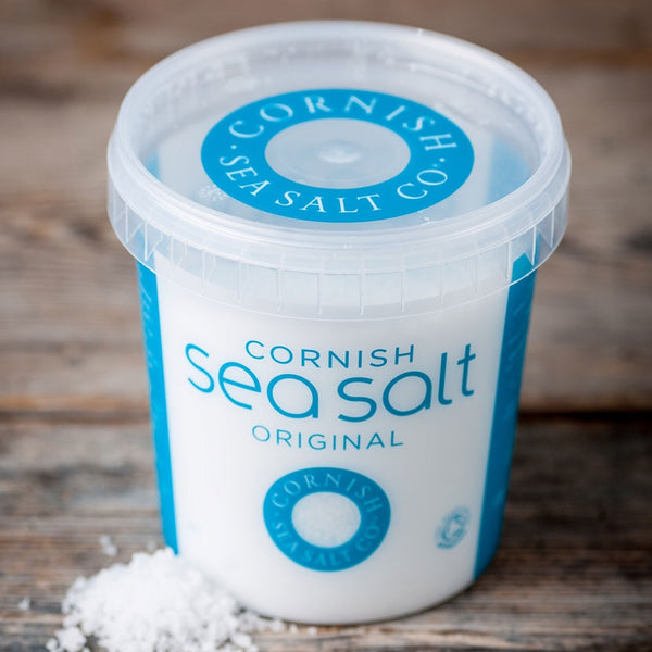 Original Sea Salt - Blue Bowl