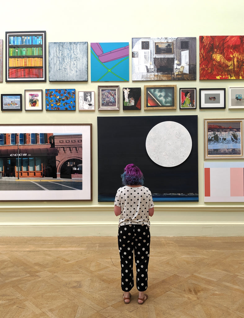 Summer Exhibition 2019 at the Royal Academy London