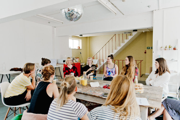 One Girl Band Coffee Morning for Female Founders