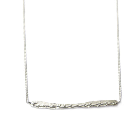 Silver 'Timeless' Necklace