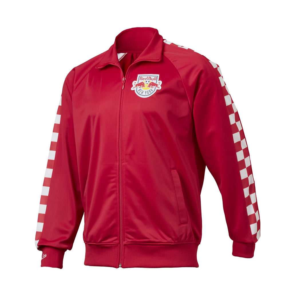 New York Red Bulls Mitchell & Ness Track Jacket
