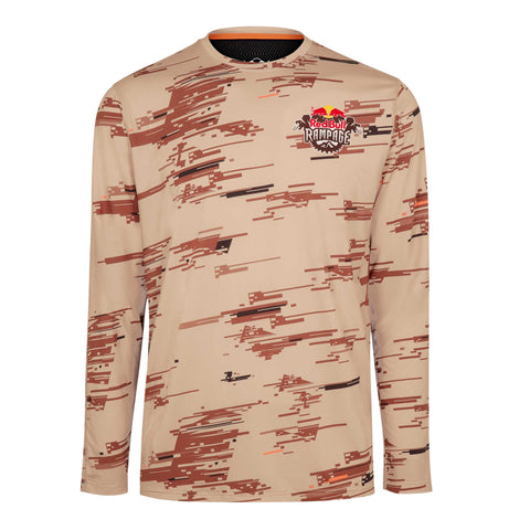 Red Bull Rampage Camo Jersey