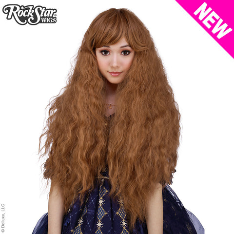 RockStar Wigs® <br> Prima Donna™ Collection - Dark Honey Caramel - 00560