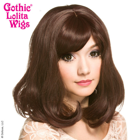 Gothic Lolita Wigs® Daily Doll™ Collection - Chocolate Brown Mix -00432