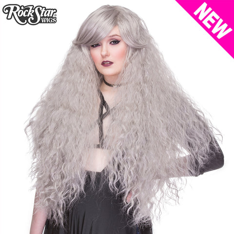 RockStar Wigs® <br> Prima Donna™ Collection - Silver - 00719