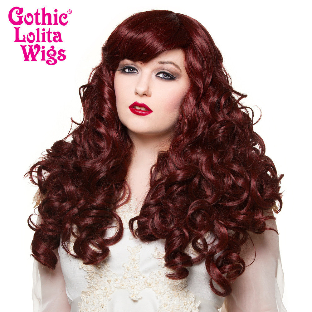 Gothic Lolita Wigs® <br> Spiraluxe 2™ Collection - Scarlet