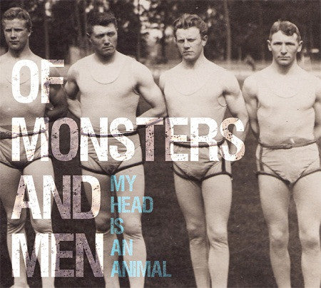 Of Monsters and Men - My head is an animal (CD) - CD - Shop Icelandic Products